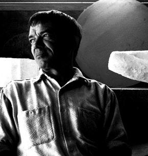 Portrait of Bernard Dejonghe