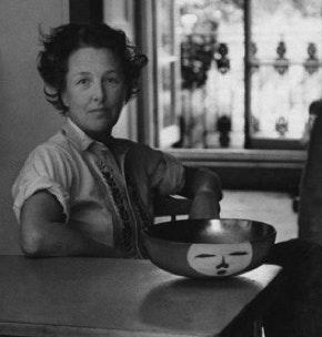 Portrait of Catherine Yarrow