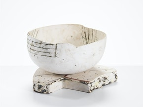 Painting in the Form of a Bowl