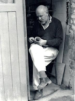 Portrait of Ian Godfrey
