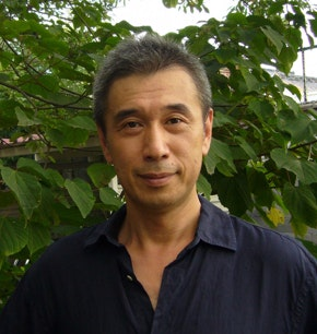 Portrait of Koji Hatakeyama