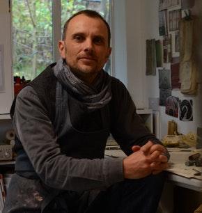 Portrait of Matthew Harris