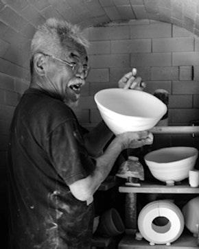 Portrait of Ryoji Koie