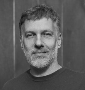 Portrait of Tim Rowan