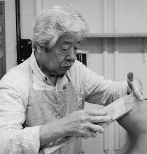 Portrait of Yasuhisa Kohyama